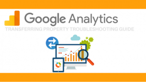 Transfer Google Analytics