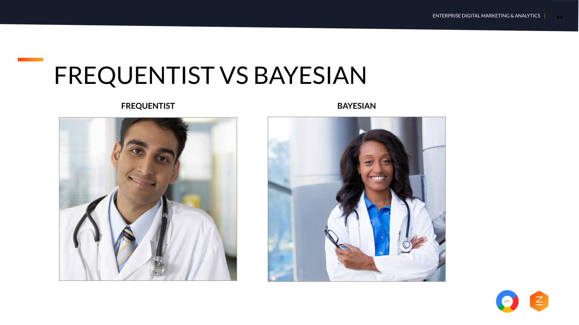 Frequentist vs Bayesian - Google Optimize Google Marketing Platform