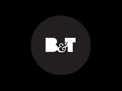 B&T logo